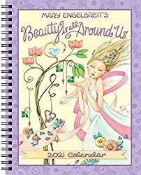 Mary Engelbreit 2021 Beauty Is All Around Us Calendar