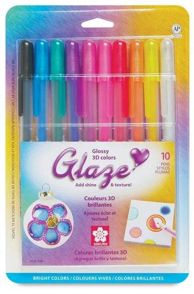 Sakura Glaze Pens