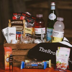 Gift Baskets For Men: Serious Golfer Gift Basket