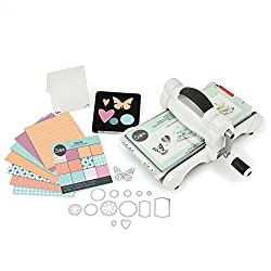Sizzix Big Shot Starter Kit: Manual Die Cutting & Embossing Machine