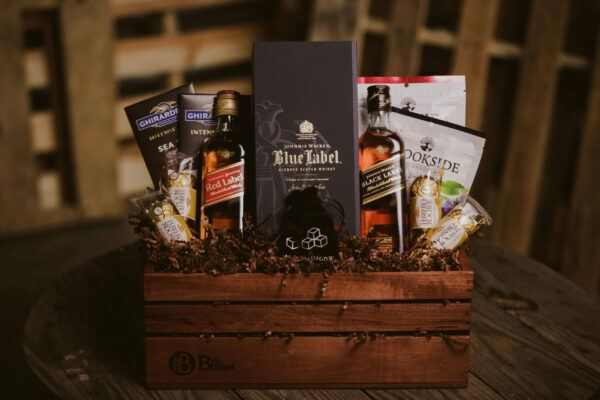 Gift Baskets For Men: The Chief Executive