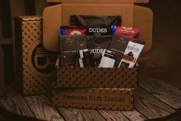 Gift Baskets For Men: The Cup O Joe BroBox