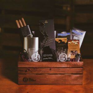 Gift Baskets For Men: The Executive