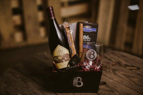 Gift Baskets For Men: The Fancy Junior Executive
