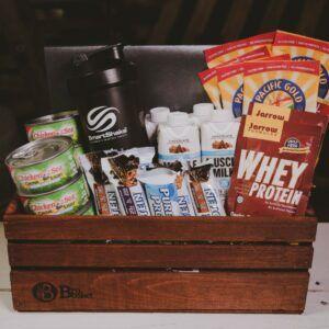 Gift Baskets For Men: The Health Nut – Healthy Gift Baske