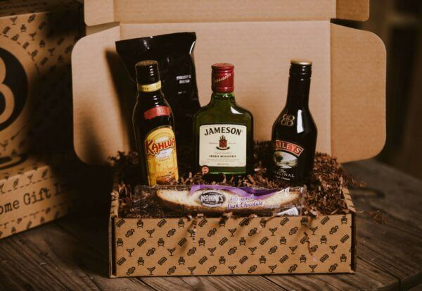 Gift Baskets For Men: The Irish Coffee BroBox