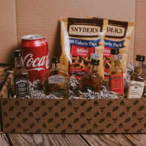 Gift Baskets For Men: The Jack Daniel's Taster Gift Set