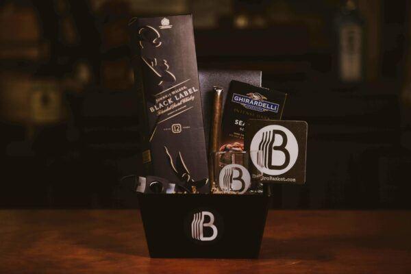 Gift Baskets For Men: The Junior Executive Gift Basket