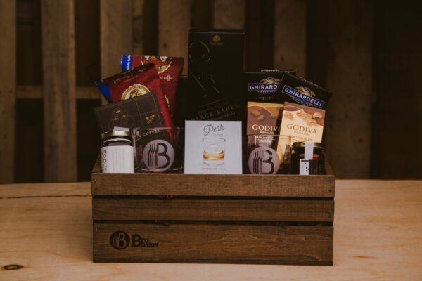 Gift Baskets For Men: The Serious Executive