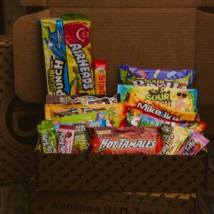 Gift Baskets For Men: The Ultra Candy BroBox