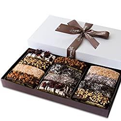 Barnett's Gourmet Chocolate Biscotti Gift Basket