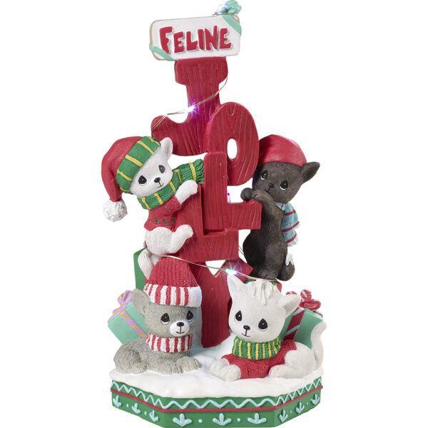 Feline Jolly LED Musical