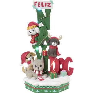 Feliz Navi-dog LED Musical