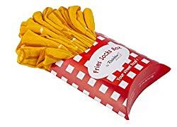 Funny Fries Socks Box - 2 Pairs