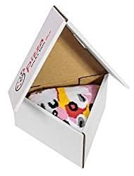 PIZZA SOCKS BOX Capriciosa 1 pair