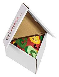 Veggie PIZZA SOCKS BOX 1 pair