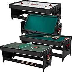 Games: 3-in-1 Pockey Game Table 7-Foot