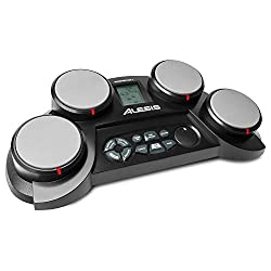 BEst Gifts For Teenage Boys: 4-Pad Tabletop Electronic Drum Kit