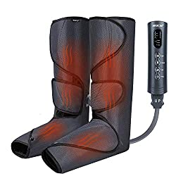Air Compression Leg Massager for Circulation and Muscle Relaxation