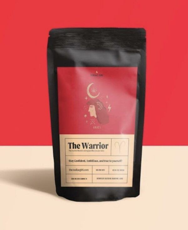 Aries: Zodiac Coffee