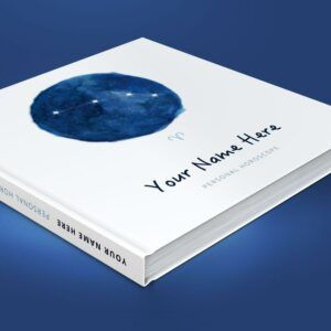 Astrology Birth chart reading in hardcover book