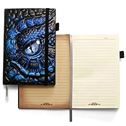 Blue Dragon Eye Journal