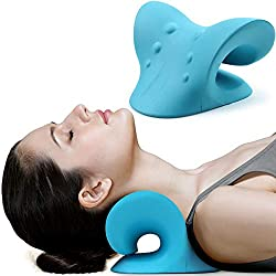 Chiropractic Pillow Neck Stretcher