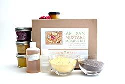DIY Artisan Mustard Making Kit