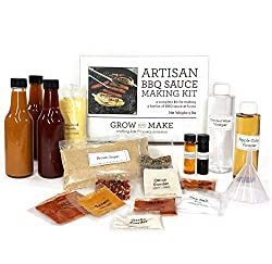 DIY BBQ Sauce Making Kit