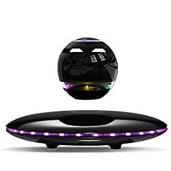 Magnetic Levitating Speaker Bluetooth 4.0