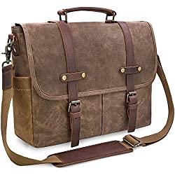 Waterproof Vintage Men's Messenger Bag