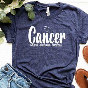 Cancer Zodiac Sign Shirt
