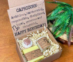 Capricorn Gift Box