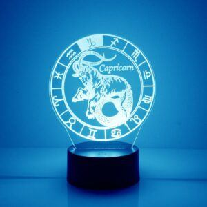 Capricorn Night Light