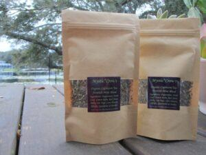 Capricorn Tea: Nourish-Mint Blend