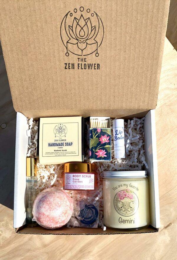 Gemini Gift Box