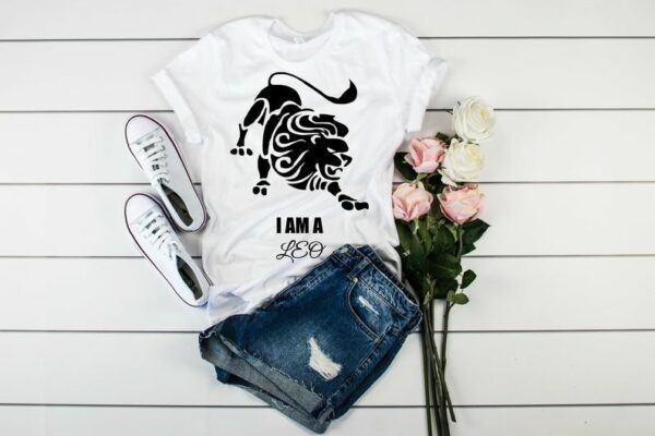 I AM A LEO Leo T Shirt