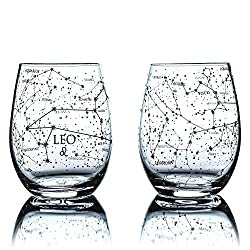 Leo Stemless Wine Glasses