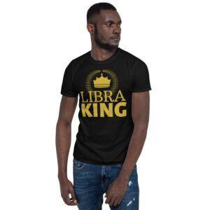 Libra King T Shirt