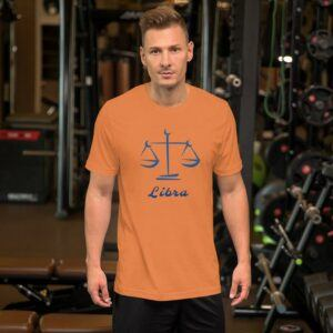 Libra Scales T Shirt