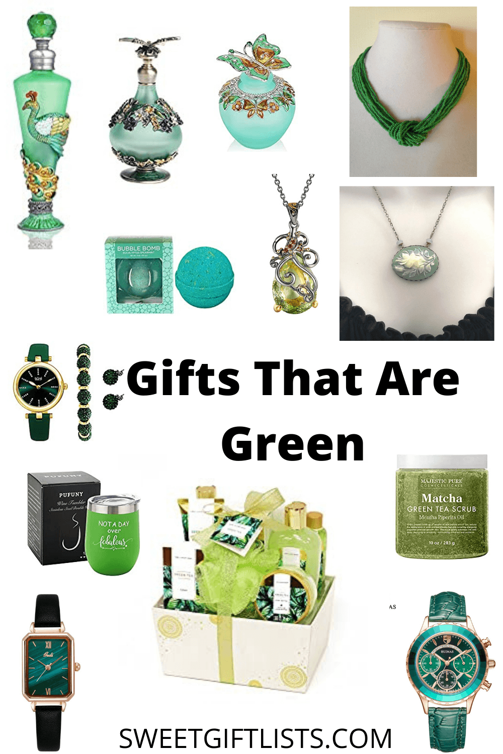 Gifts That Are Green For Women