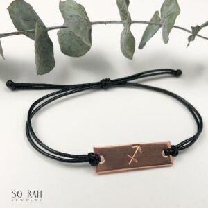 Sagittarius Sign Bracelet