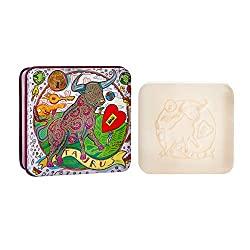 Taurus Pre De Provence Zodiac Tin Bar Soap