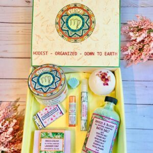 Virgo Spa Gift Box