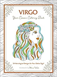 Virgo: Your Cosmic Coloring Book