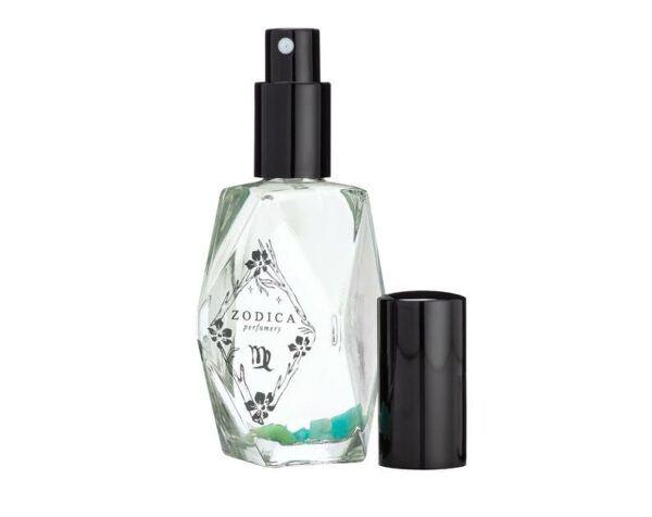 Virgo Zodiac Perfume Crystal Infused with Amazonite