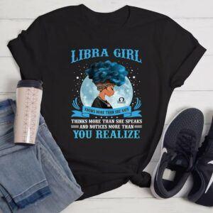 Women's Libra Girl
