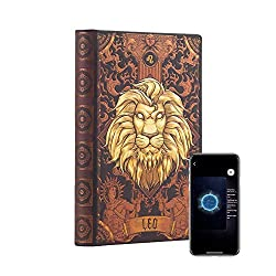 Zodiac 12 Constellation Astrology Notebook Leo