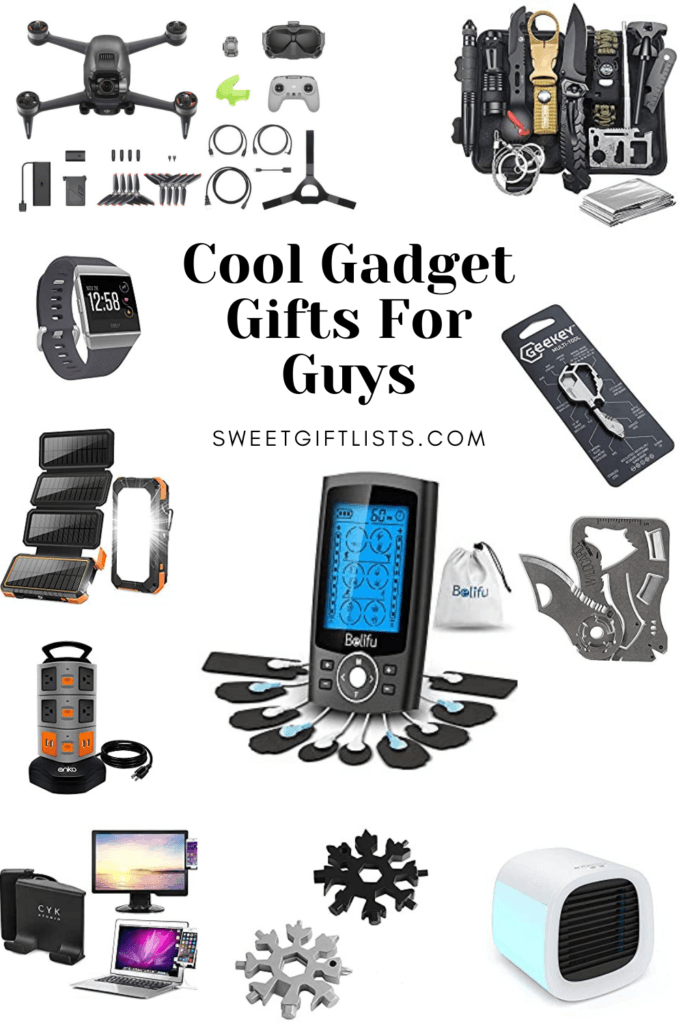 Cool Gadget Gifts For Guys