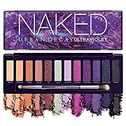 "NAKED Collection By Urban Decay ""Ultraviolet"" Eyeshadow Palette"